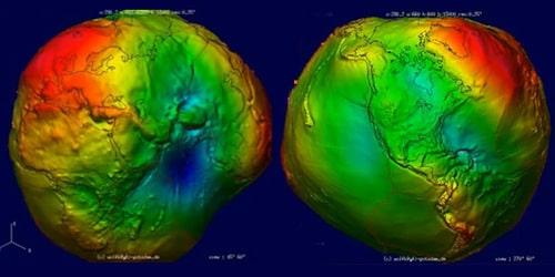 Земля - геоид