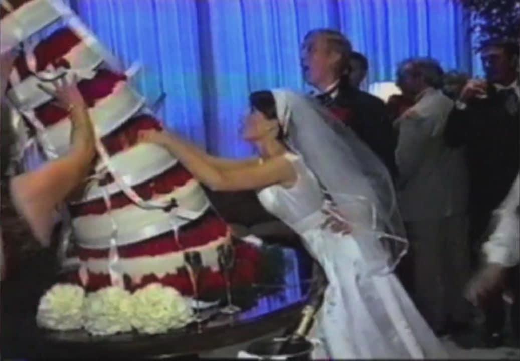 свадьба провал