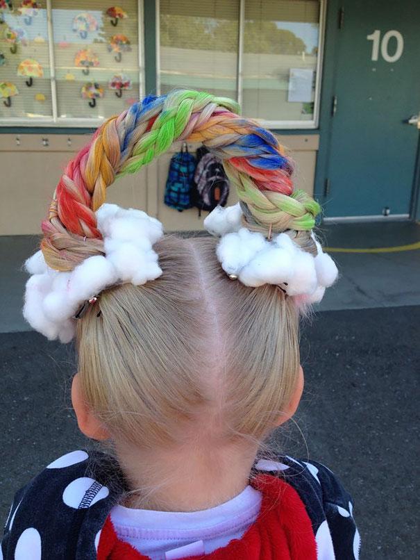 crazy-hair-day рис 10