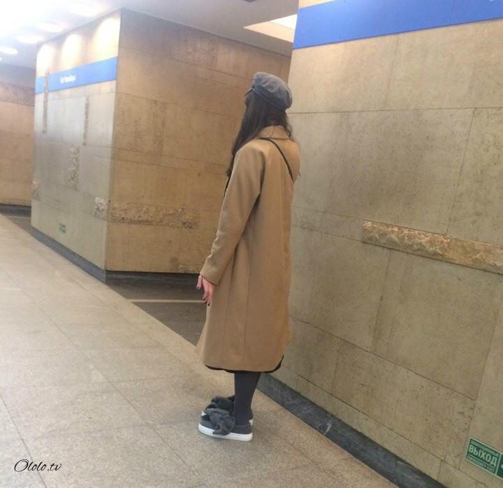 Модные люди в метро 2: осторожно, здесь может быть ваша фотография! рис 11