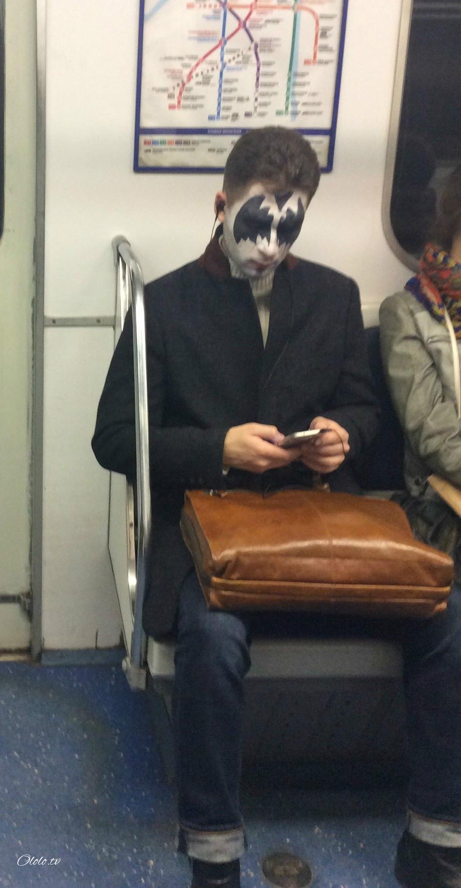 Модные люди в метро 2: осторожно, здесь может быть ваша фотография! рис 21