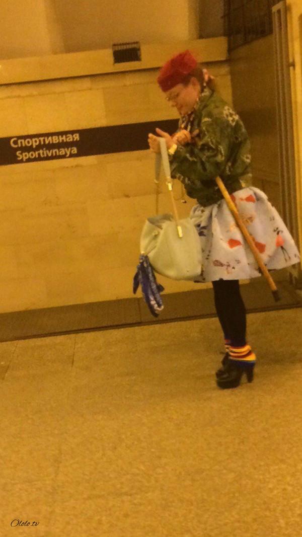 Модные люди в метро 2: осторожно, здесь может быть ваша фотография! рис 9