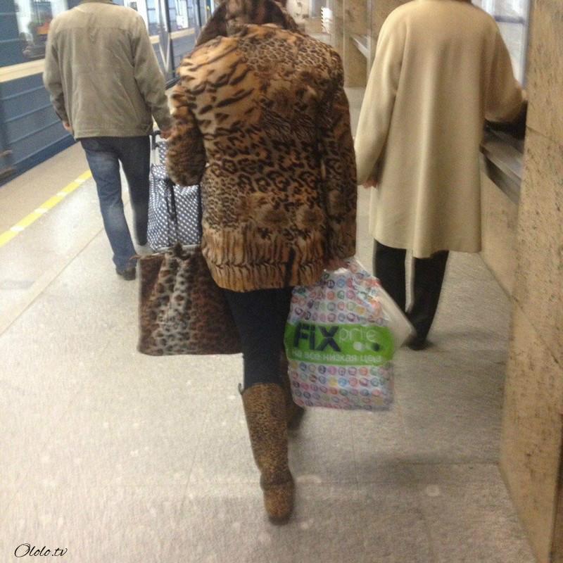 Модные люди в метро 2: осторожно, здесь может быть ваша фотография! рис 4