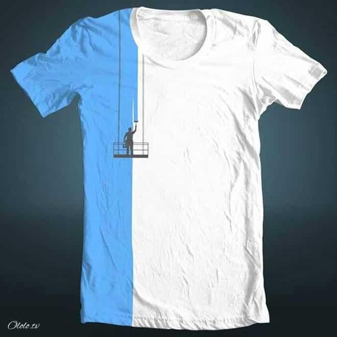 Креативные футболки, которые вы точно захотели бы себе купить