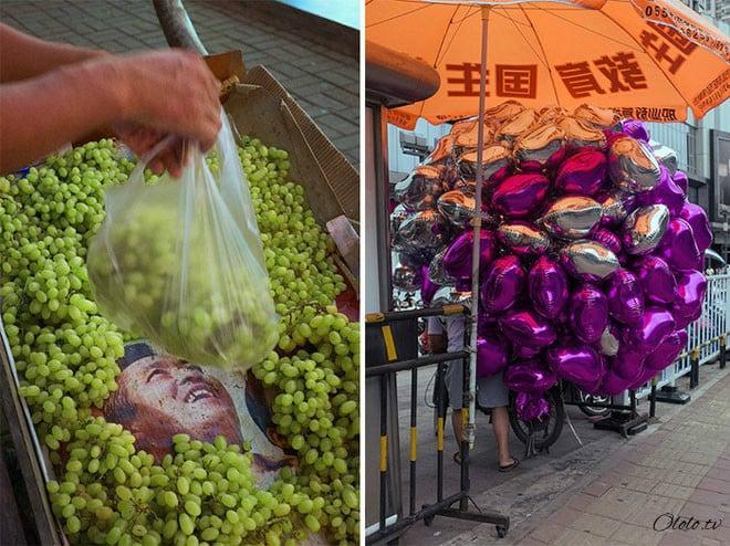 Китайский фотограф создаёт невероятные сюжеты