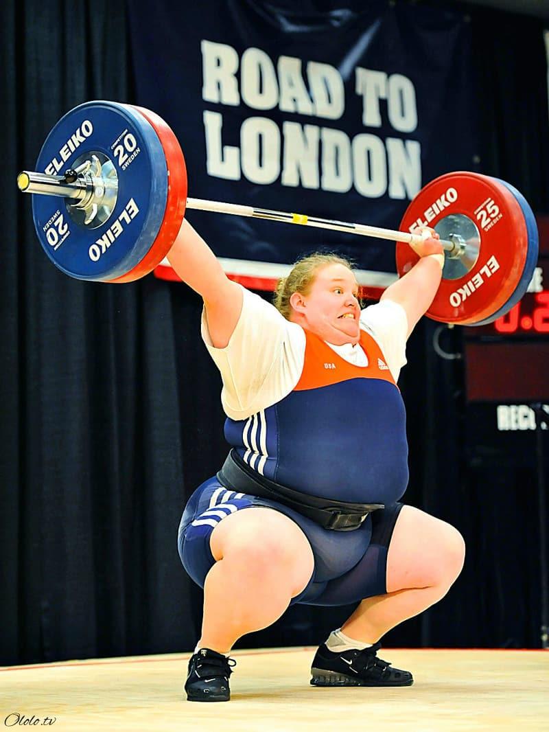 Фотографии, показывающие всю суть спорта. Часть II
