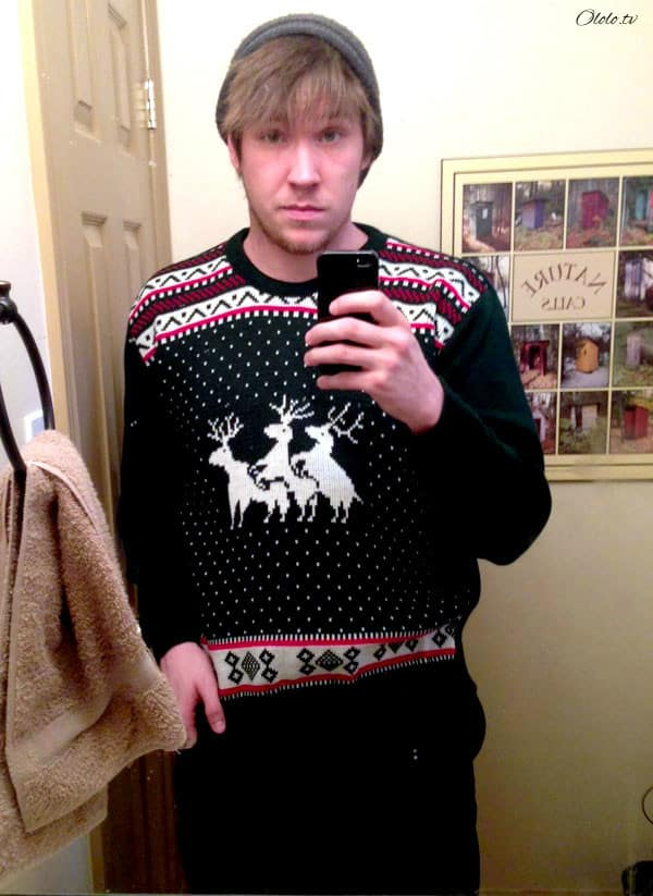 20 самых смешных и нелепых 'уродливых' рождественских свитеров