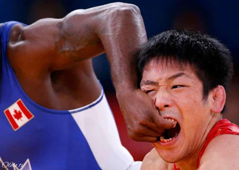 Фотографии,показывающие всю суть спорта. Часть I