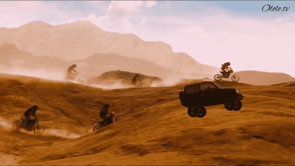 Евгений Романовский, специалист по визуальным эффектам из Тель-Авива, решил продать свой старенький внедорожник Suzuki Vitara SUV 1996 года выпуска. Самый простой способ продать свою машину — опубликовать объявление в интернете. Но Евгений подошел в задаче гораздо креативнее. Он создал 2-минутный ролик с такими мощными спецэффектами, что его уже посмотрело более 2 миллионов человек… Вот что бывает, когда за дело берутся профессионалы!