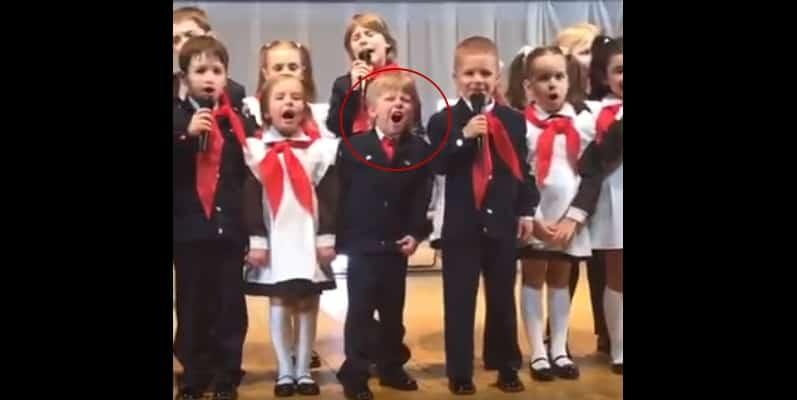 Этот мальчик знает, как нужно петь с эмоциями! Видео