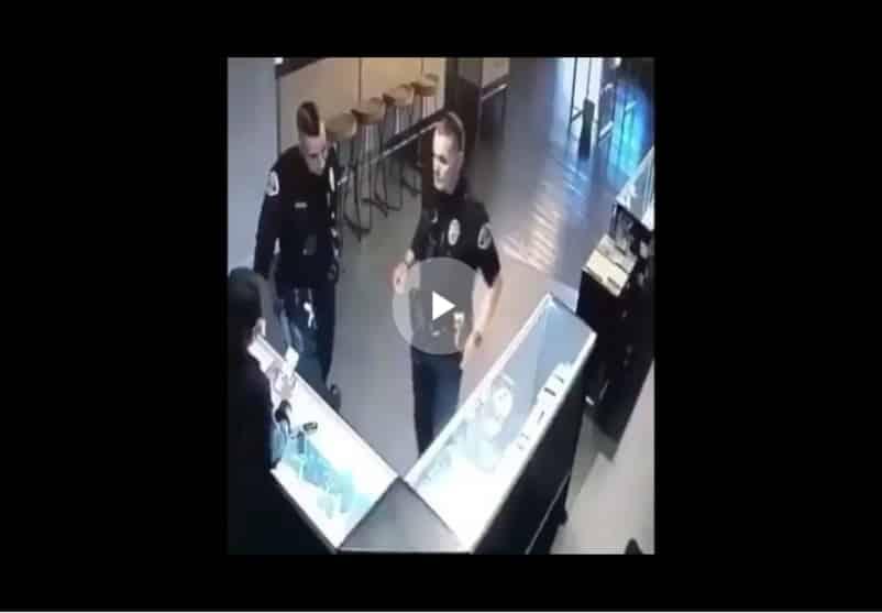 Когда очень хотел быть танцором, но пришлось стать полицейским