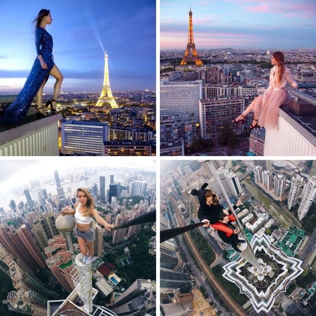 18 крутых идей для фото и никакого фотошопа!