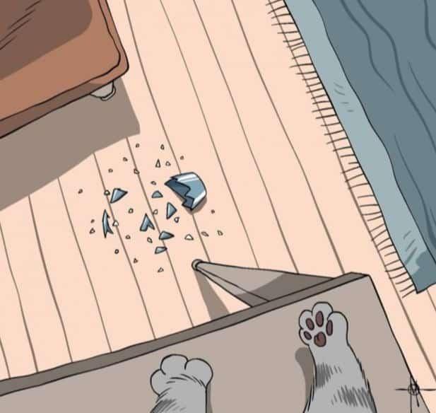 Без кота и жизнь не та! 11 забавных комиксов о жизни усатых-полосатых