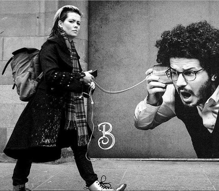12 забавных совпадений, сделавших из простых фото шедевр! (Часть I)