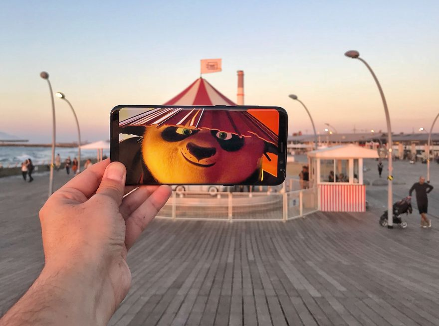 18 снимков, заигравших яркими красками с помощью смартфона!