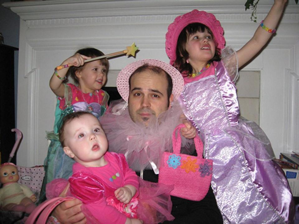 Фото неотразимых отцов, которые растят дочерей! рис 4