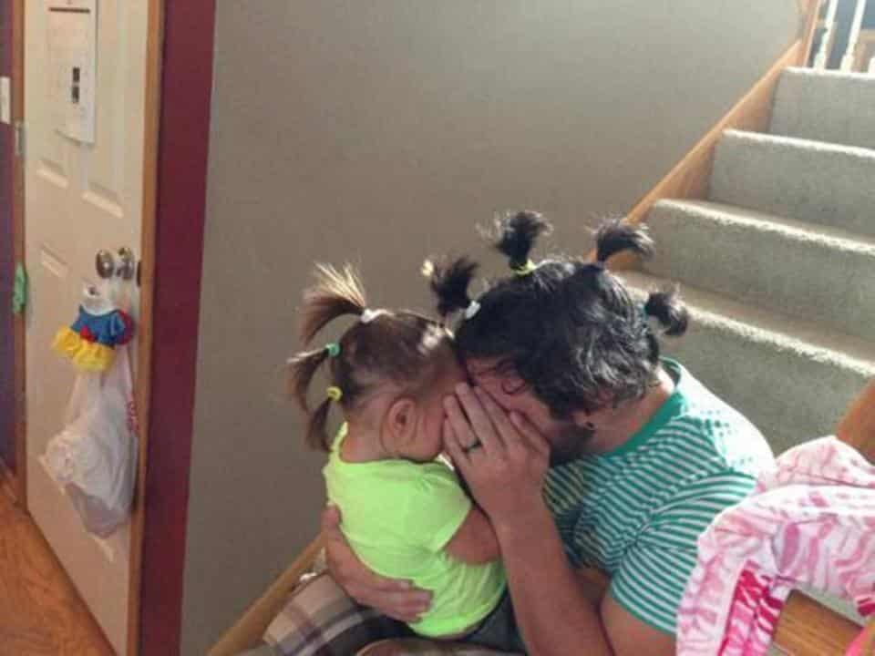 Фото неотразимых отцов, которые растят дочерей! рис 8