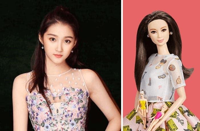 barbie рис 13