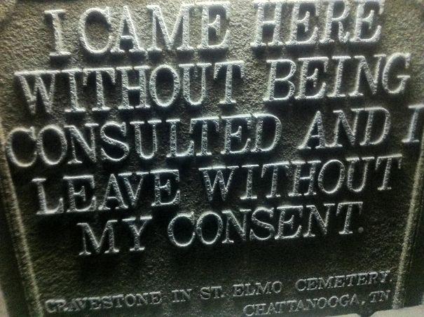 17 смешных надписей на надгробиях от людей, чье чувство юмора будет жить вечно! рис 15