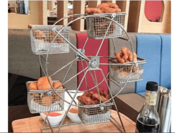 18 ресторанов, которые явно перестарались с сервировкой столов! рис 12