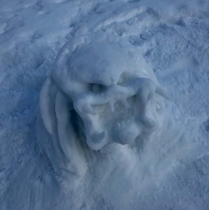 17 снеговиков, доказывающих, что у японцев все не как у людей! рис 17