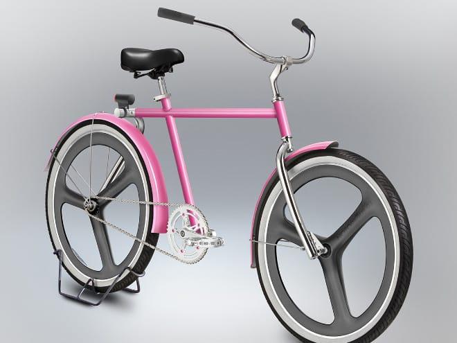 Как бы выглядели велосипеды, если бы их делали по рисункам от руки?
