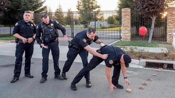 20+ доказательств, что у полицейских отличное чувство юмора!