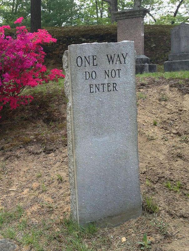 17 смешных надписей на надгробиях от людей, чье чувство юмора будет жить вечно! рис 5