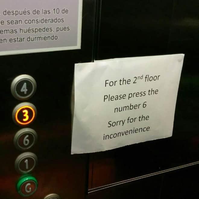 20 признаков того, что вы забронировали самый дешевый отель