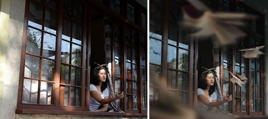20 фото из заднего двора, которые художница превратила в сказочные картинки! рис 14