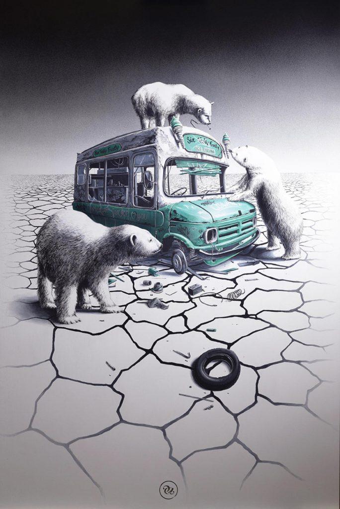 15 рисунков о том, что происходит в параллельной реальности прямо сейчас! :) рис 14