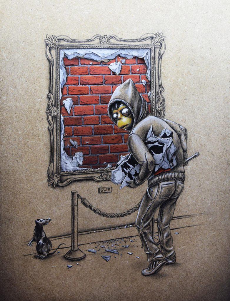 15 рисунков о том, что происходит в параллельной реальности прямо сейчас! :) рис 5