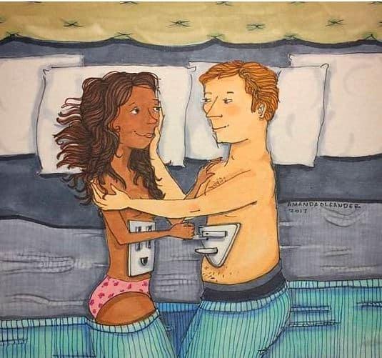 10 слишком честных карикатур о повседневной жизни девушек! рис 7