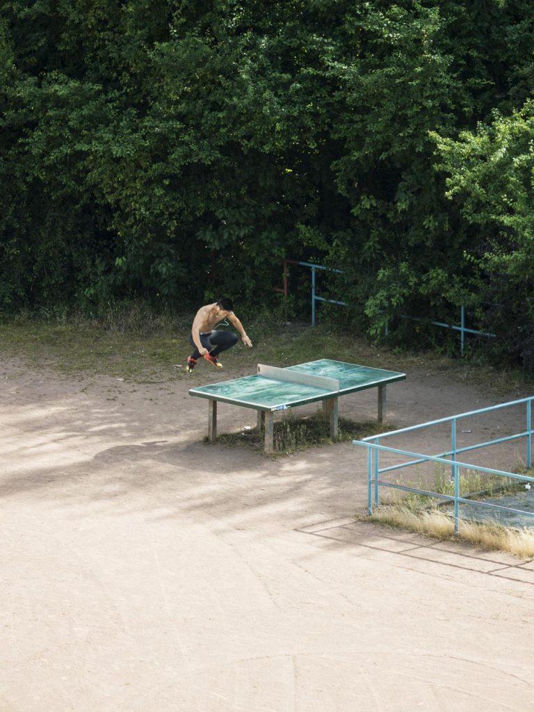Когда всё пошло не по плану! :) 5 лет из жизни теннисного стола, который так и не узнал, что такое спорт! рис 7