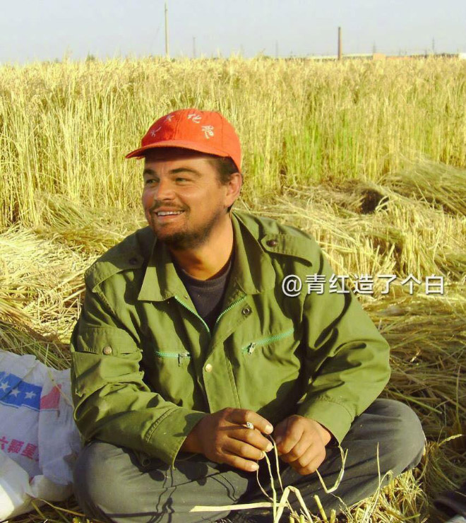 15 знаменитостей, которых взяли и превратили в китайских фермеров!