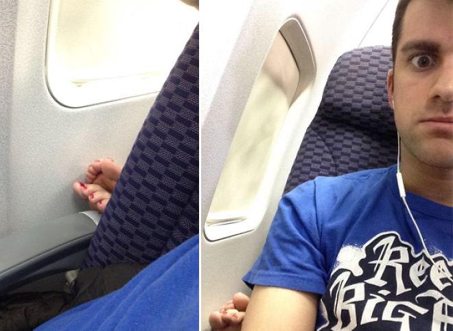 20 пассажиров, сидеть рядом с которыми - ваш ночной кошмар!