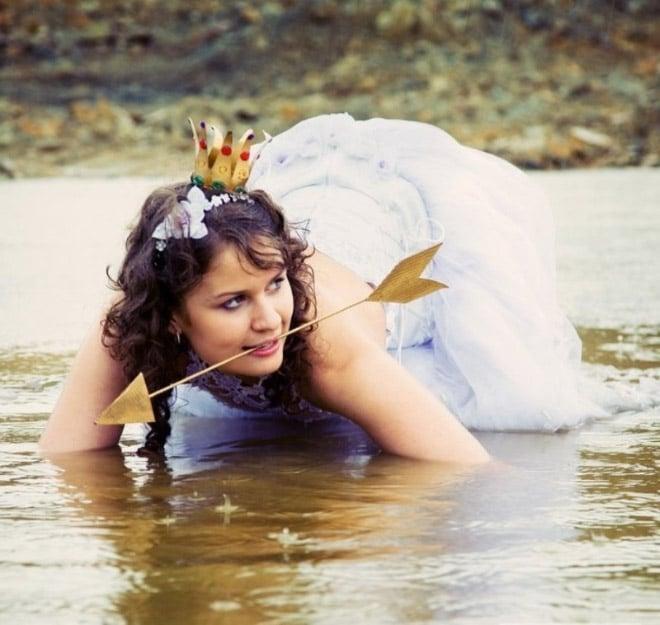 20+ беспощадных свадебных фото, которые могли быть сделаны только в России!