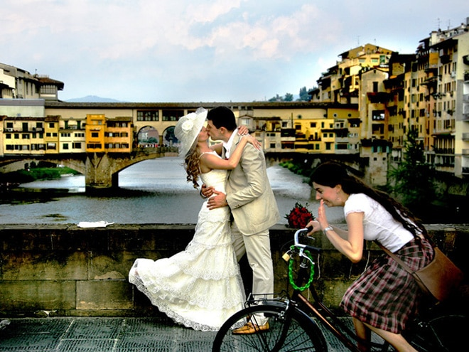 20 случайно испорченных снимков со свадьбы, ставших настоящей фотобомбой! рис 12