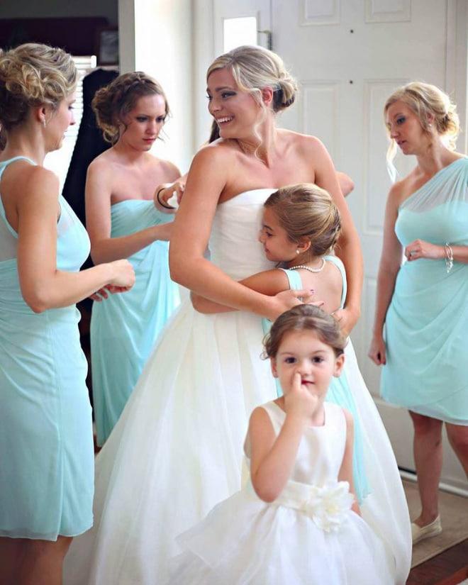 20 случайно испорченных снимков со свадьбы, ставших настоящей фотобомбой! рис 6