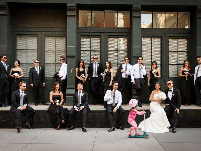 20 случайно испорченных снимков со свадьбы, ставших настоящей фотобомбой! рис 15