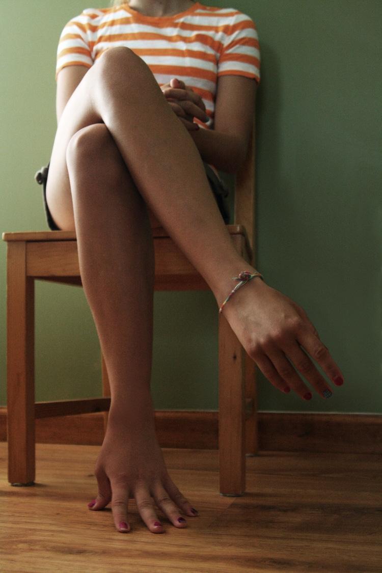 руки вместо ног