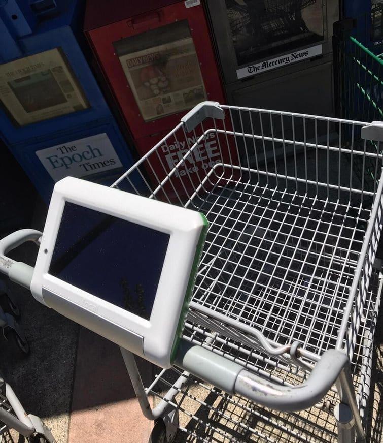 супермаркет будущего