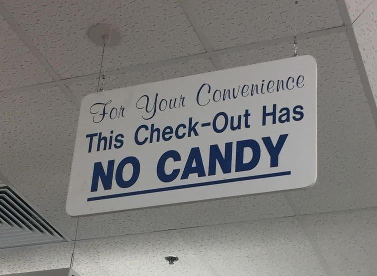 гениальные идеи на кассе супермаркета