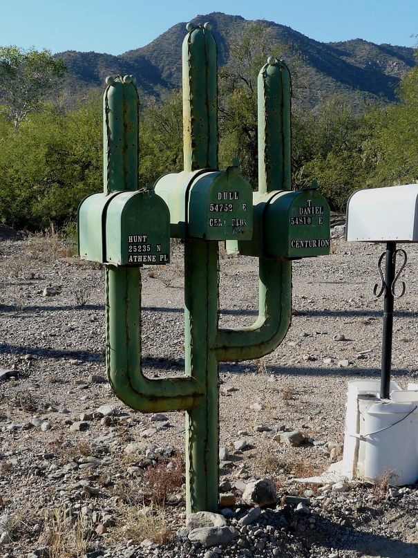10+ креативных почтовых ящиков со всего мира! 3