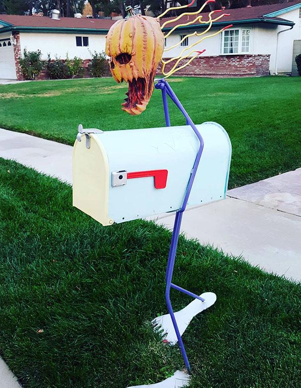 10+ креативных почтовых ящиков со всего мира! Часть II 17