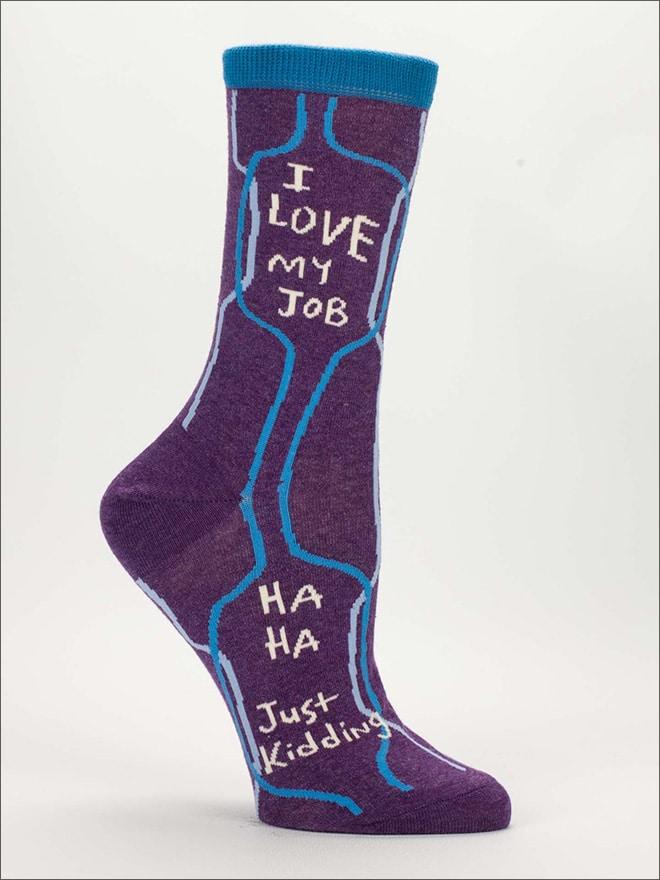 15 носков грубо, но правдиво описывающих всю эту жизнь... 5