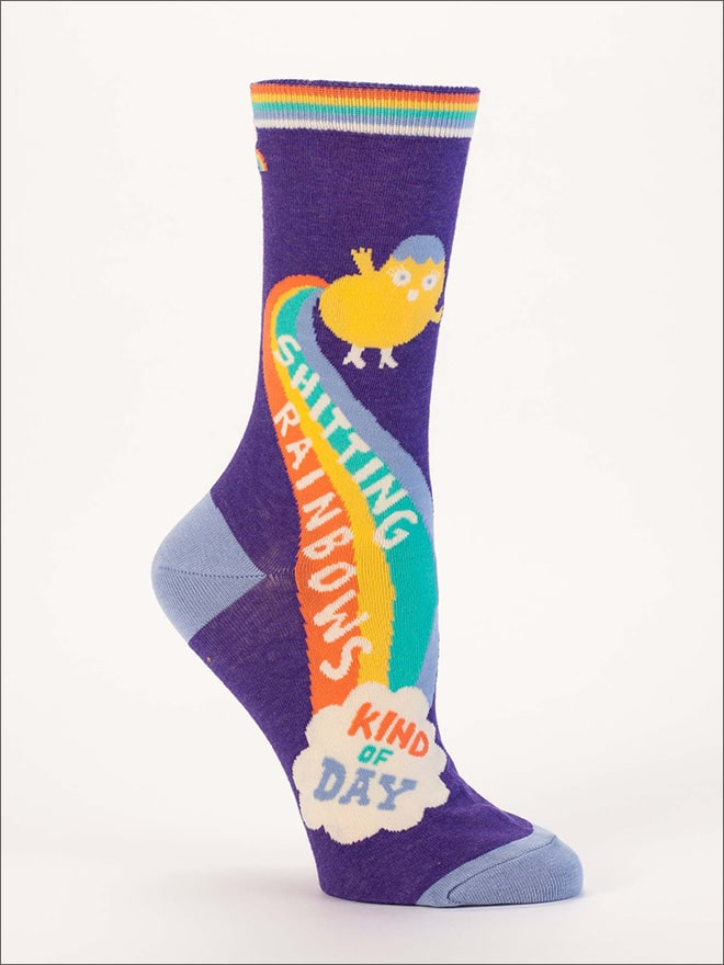 15 носков грубо, но правдиво описывающих всю эту жизнь... 10