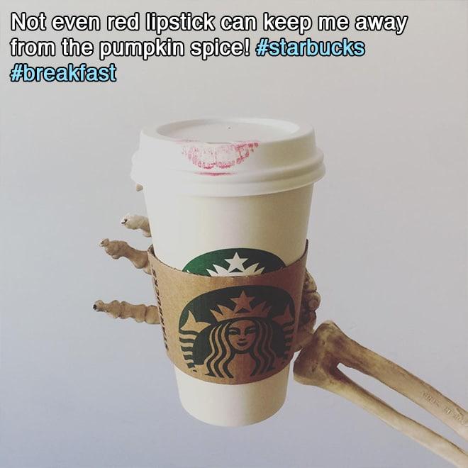 стакан кофе