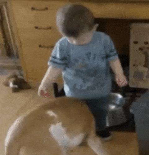 гифки дети 7