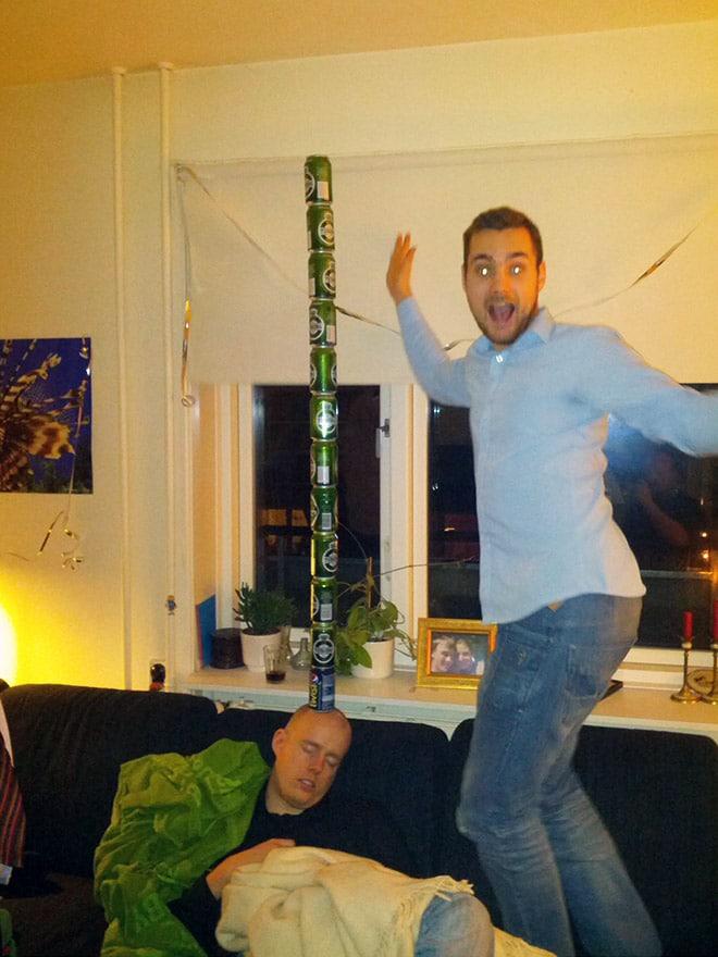 21 фото, доказывающее, что вчерашняя вечеринка удалась на славу! 8